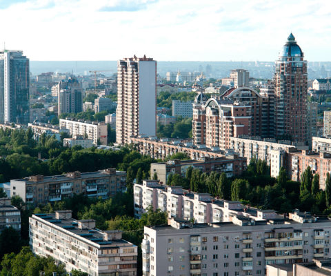 Kyiv 2018 (A condominium on Pechersk)